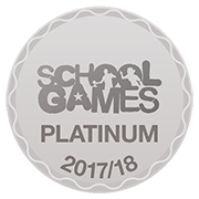 School Games Platinum Logo