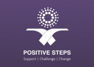 Positive Steps Oldham logo