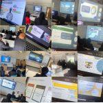 screenshots of sessions